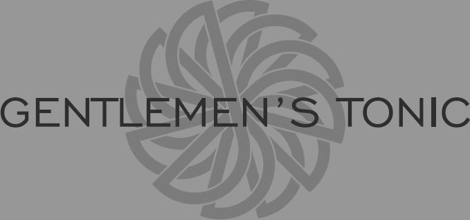 Gentlemens tonic logo